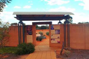 Arid lands botanical gardens - Port Augusta